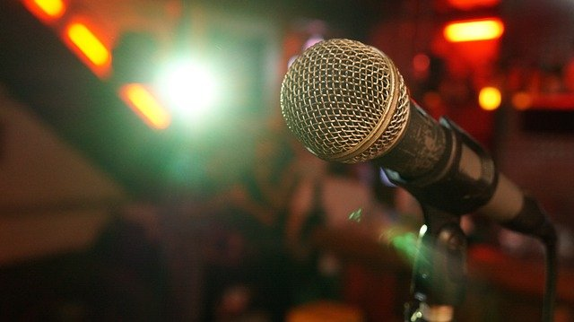 The New Mic - Comedy Open Mic @ New Tavern